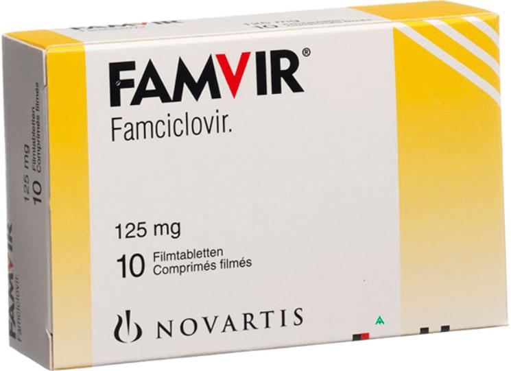Противовирусные препараты от герпеса на губах