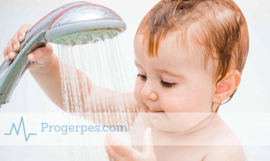 Можно ли мыться при ветрянке у детей