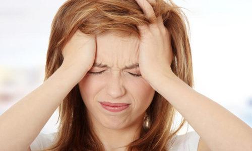 Как справиться с головной болью при ветрянке