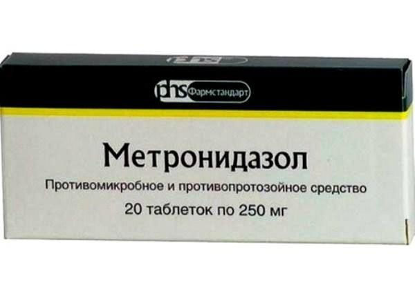 Обзор Метронидазола и его применение при вагините