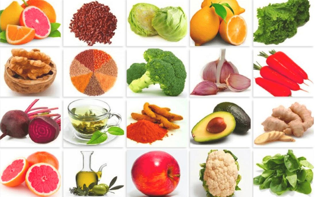 Лечебная диета при гепатите C